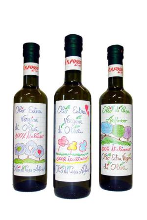 Ligurian Extra Virgin Olive Oil
