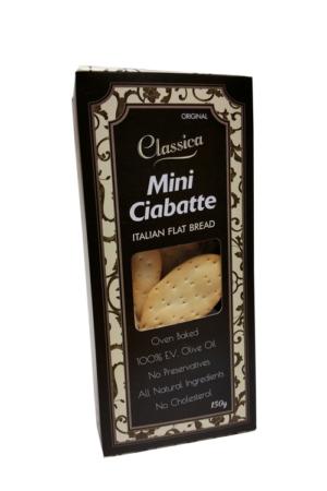 Classica Mini Flat Breads
